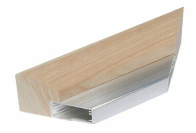 Jack Richeson Aluminum Gallery Wrap Stretcher Bar by Best, 10-Inch