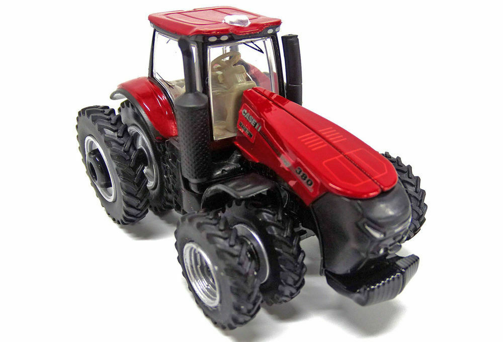CASE/IH 380 Magnum Tractor (New Magnum) with frt & rear duals - 1/64 scale