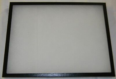 New Size Display Frame 165bk - Extra Depth For Larger Collectibles