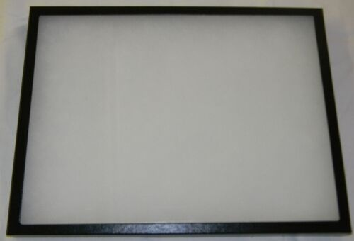 NEW SIZE Display Frame  #165BK - Extra Depth for Larger Collectibles !!