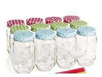 Set of 12 Jars