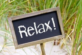 """""""KEEP CALM AND HAVE A MASSAGE"""" French therapist- Marble Arch"""