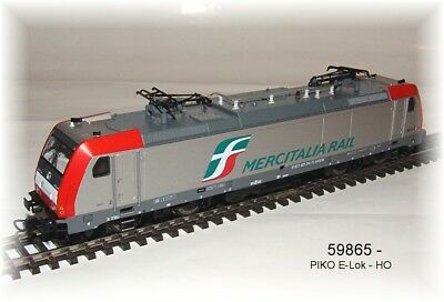 Piko 59863 Elektrolok BR 186 Metrans AC Digital H0