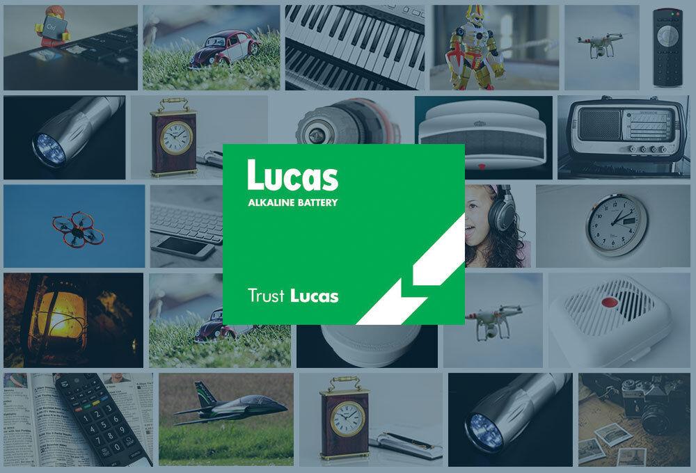 Lucas Batteries by CGMG Enterprises