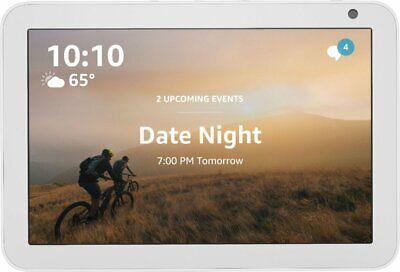 Amazon - Echo Show  Smart Display with Alexa - 5 OR 8 Charcoal , Sandstone