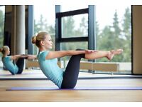 Pilates 1-1 and Group Matwork Classes - Eastville