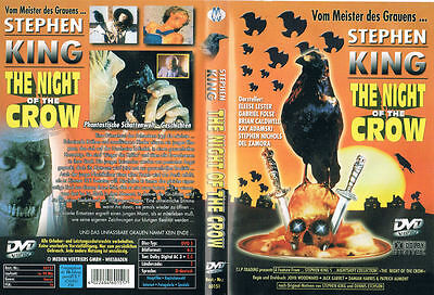 THE NIGHT OF THE CROW --- Stephen King u.a. --- 4 Kurzgeschichten ---