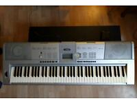 Yamaha PortableGrand DGX-205 in Mint Condition!