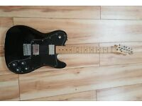 Fender Squier Deluxe Telecaster electric guitar