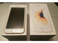 iPhone 6s GOLD**BRAND NEW*UNLOCKED