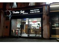 Established takeaway Stake and Grill business for sale