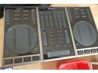 Midi DJ decks Stanton SCS3.m and scs3.d x2