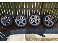 Mercedes S Class Alloy wheels Vw Audi Seat Skoda