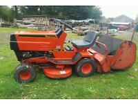 Westwood ride on mower tractor
