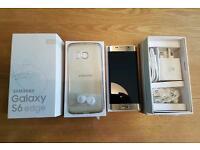Samsung Galaxy S6 Edge + Warrenty