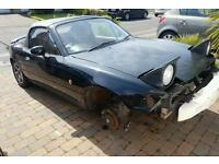 Mx5 eunos turbo project