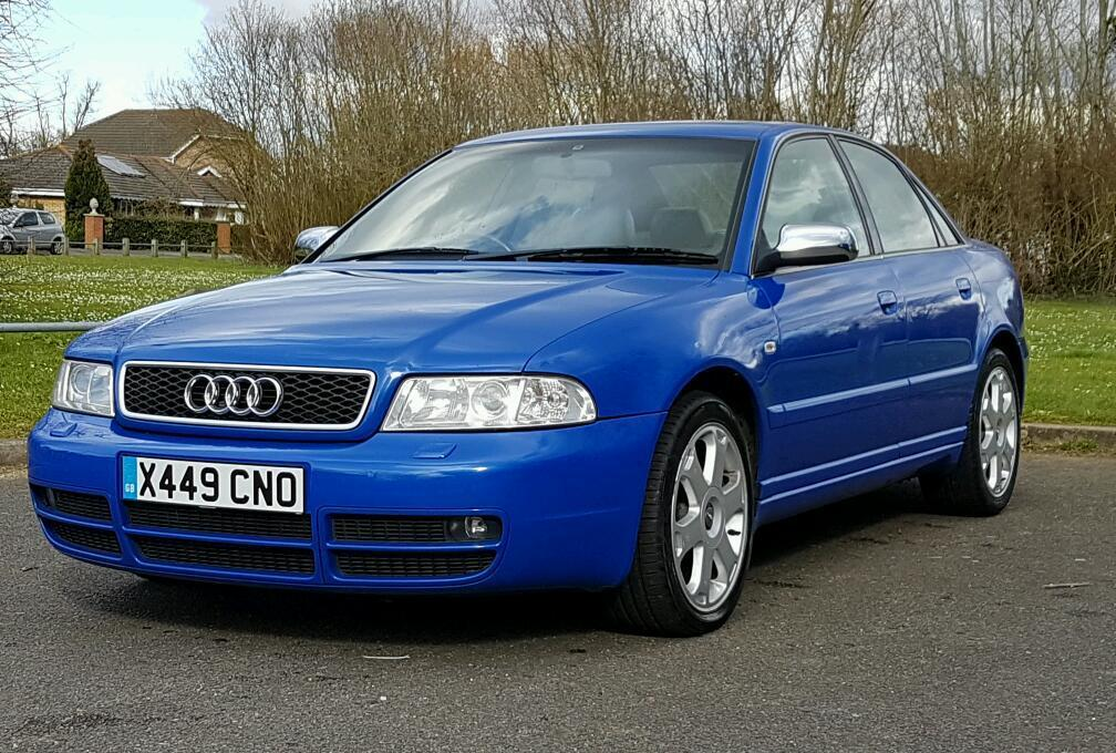 2000 audi s4 b5 2 7t blue in heathrow london gumtree. Black Bedroom Furniture Sets. Home Design Ideas