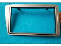 HONDA CIVIC DOUBLE DIN FASCIA AND ISO ADAPTER