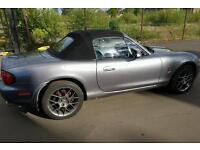 Convertible Mazda Mx5 euphonic full yrs mot