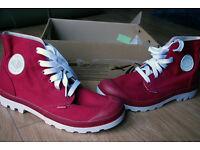 Men's Palladium Blanc Hi boots - brand new!