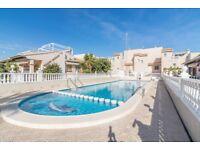 Holiday in Spain. Playa Flamenca. Disabled friendly. Wifi Aircon. Sleeps 5.