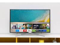 "SAMSUNG 43"" SMART WI-FI TV HD FREEVIEW USB PLAYER"