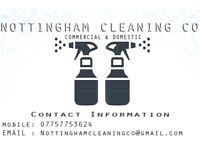 Nottingham cleaning co