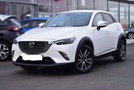 Mazda CX-3 1.5 TD SKYACTIV-D Sport Nav 2WD (s/s) 5dr