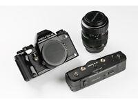 Pentax LX 35mm Film Camera.