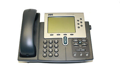 One Refurbished Cisco Unified Ip 7960g Phone Cp 7960 Telephone