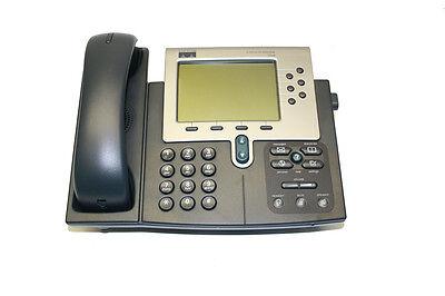 One Refurbished Cisco Unified Ip 7960g Phone Cp 7960 Telephone