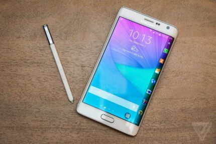 Samsung Note 4 Edge (white) Wheelers Hill Monash Area Preview