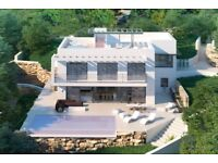 Beautiful Energy Efficient Home Designed for Mediterranean Living in Marbella Available off plan