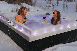 Maax Hot Tubs and California Cooperage Hot Tubs Kingston Kingston Area image 1