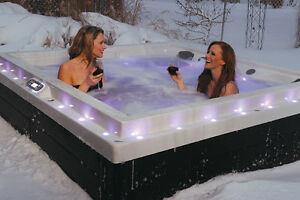 Maax Hot Tubs and California Cooperage Hot Tubs