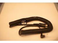 Quantum SD4 Camera Turbo Cable For Fuji S1/2, Minolta RD3000,S304,S404,5,7