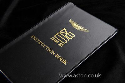 Aston Martin Owners Handbook - DB6 MKII & Volante