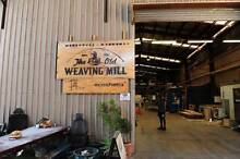 The Old Weaving Mill Creative Spaces. LAST THREE SPACES Botany Botany Bay Area Preview