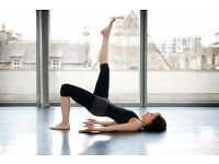 "8 Week Pilates Course ""From Beginner to Confident Intermediate"""