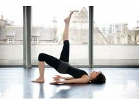 Pilates Beginner & Intermediate Courses start 18th of January with Video Support