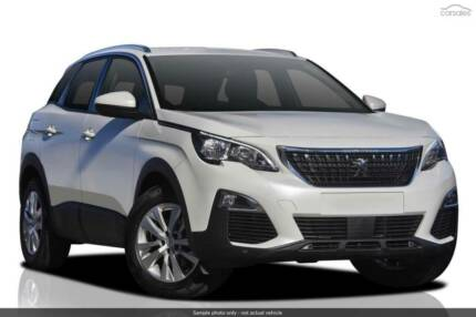 2018 Peugeot 3008 P84 Active SUV Silverwater Auburn Area Preview