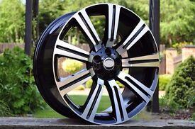"""New 22"""" Rims set for Range Rover"""