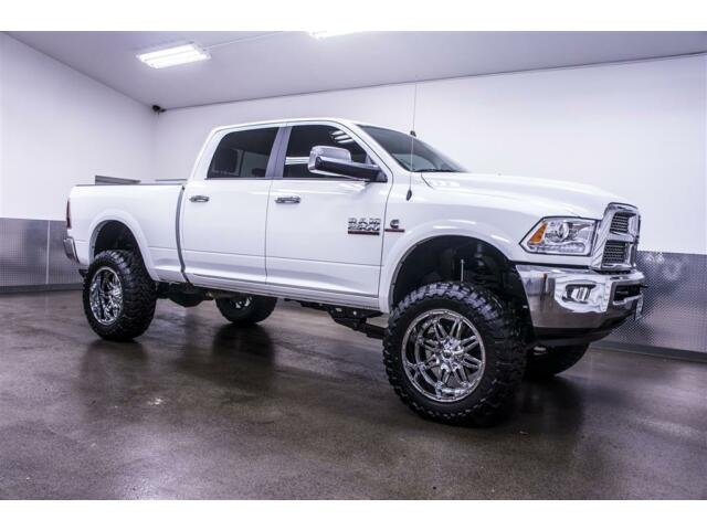 2014 dodge ram 2500 laramie 4x4 like new loaded diesel used dodge ram 2500 for sale in. Black Bedroom Furniture Sets. Home Design Ideas