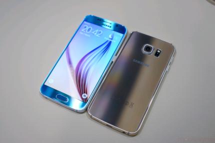 Samsung S6 Gold 32 Gig