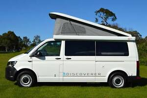 2015 VW T6 Automatic Discoverer Campervan with Toilet & Shower Albion Park Rail Shellharbour Area Preview