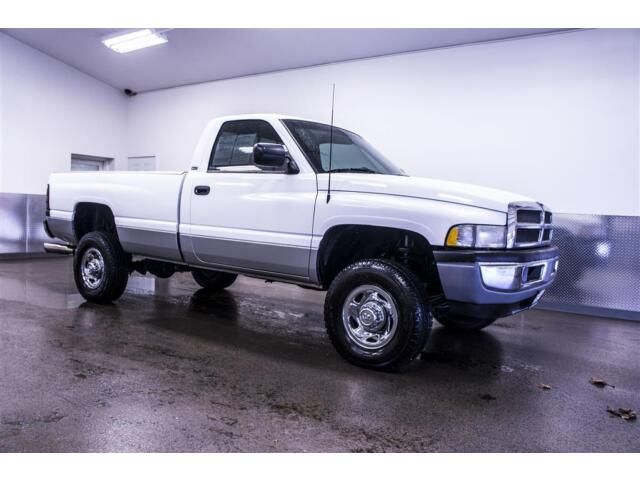 1995 dodge ram 2500 slt 4x4 i6 turbo cummins diesel 5. Black Bedroom Furniture Sets. Home Design Ideas