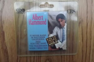 "FS: 1989 Albert Hammond ""It Never Rains In Southern California"""