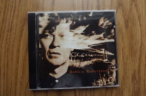 FS: Robbie Robertson (formerly of The Band) CD's London Ontario image 1