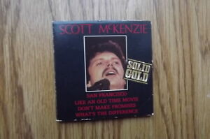 "FS: 1989 Scott McKenzie ""San Francisco"" (If You're Going To San London Ontario image 3"