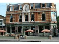 Assistant Manager (full time) for busy Gastropub in South London